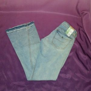 Grass Los Angeles Bell Bottom Jeans NWT